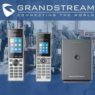 Новые DECT-IP-решения от Grandstream