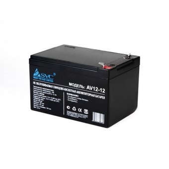 Батарея SVC 12В 12 Ач
