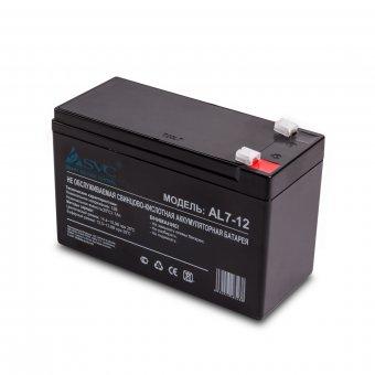 Батарея SVC 12В 7 Ач (слаботочка)