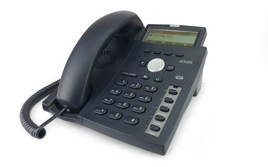 SIP телефон Snom D315
