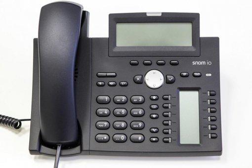 SIP телефон Snom D345